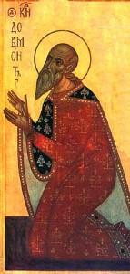 Святой благоверный князь Довмонт-Тимофей