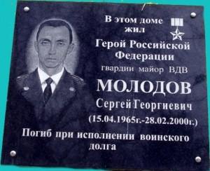 Молодов Сергей Георгиевич